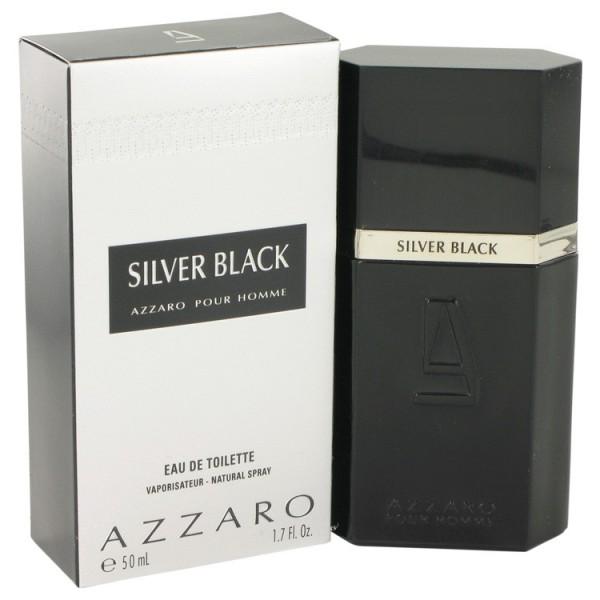 Silver Black - Loris Azzaro Eau de Toilette Spray 50 ML