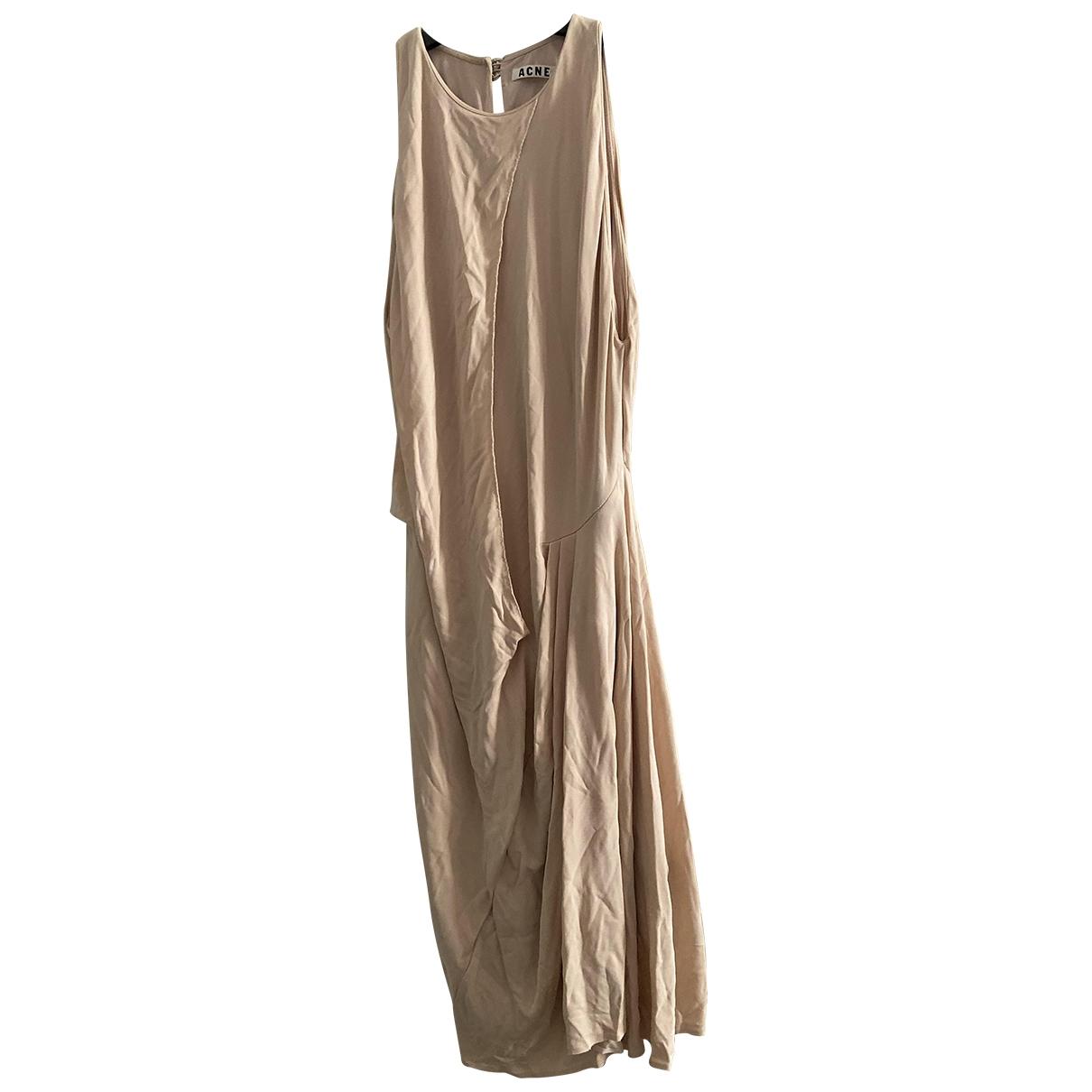 Acne Studios \N Beige dress for Women M International