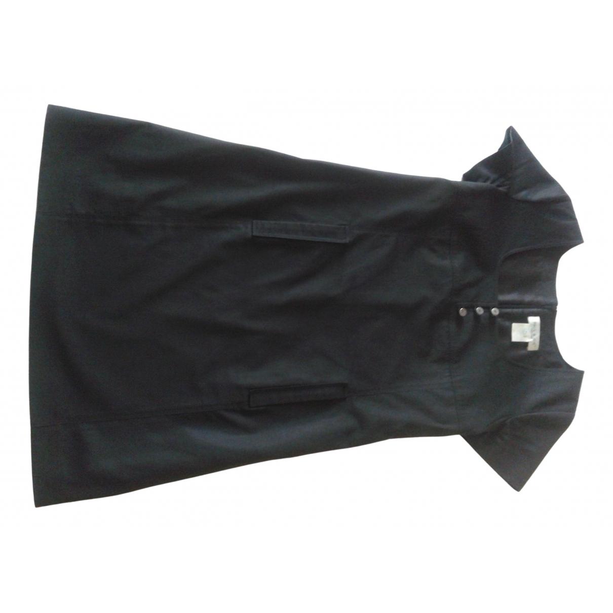 Paul & Joe \N Black Cotton dress for Women 40 FR