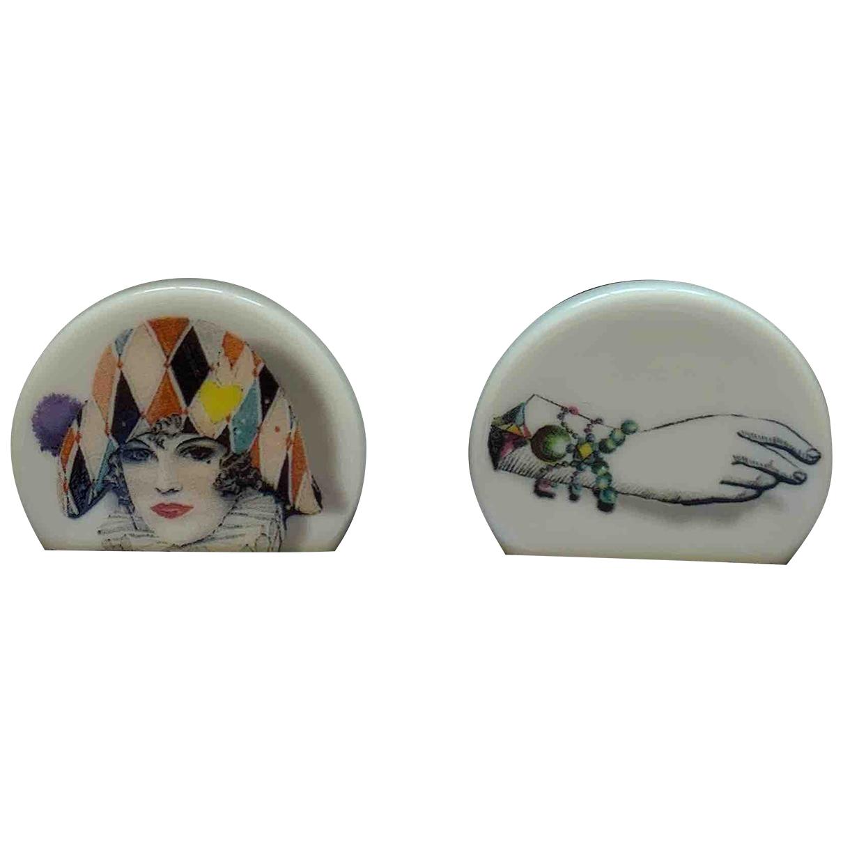 Objeto de decoracion de Ceramica Christian Lacroix