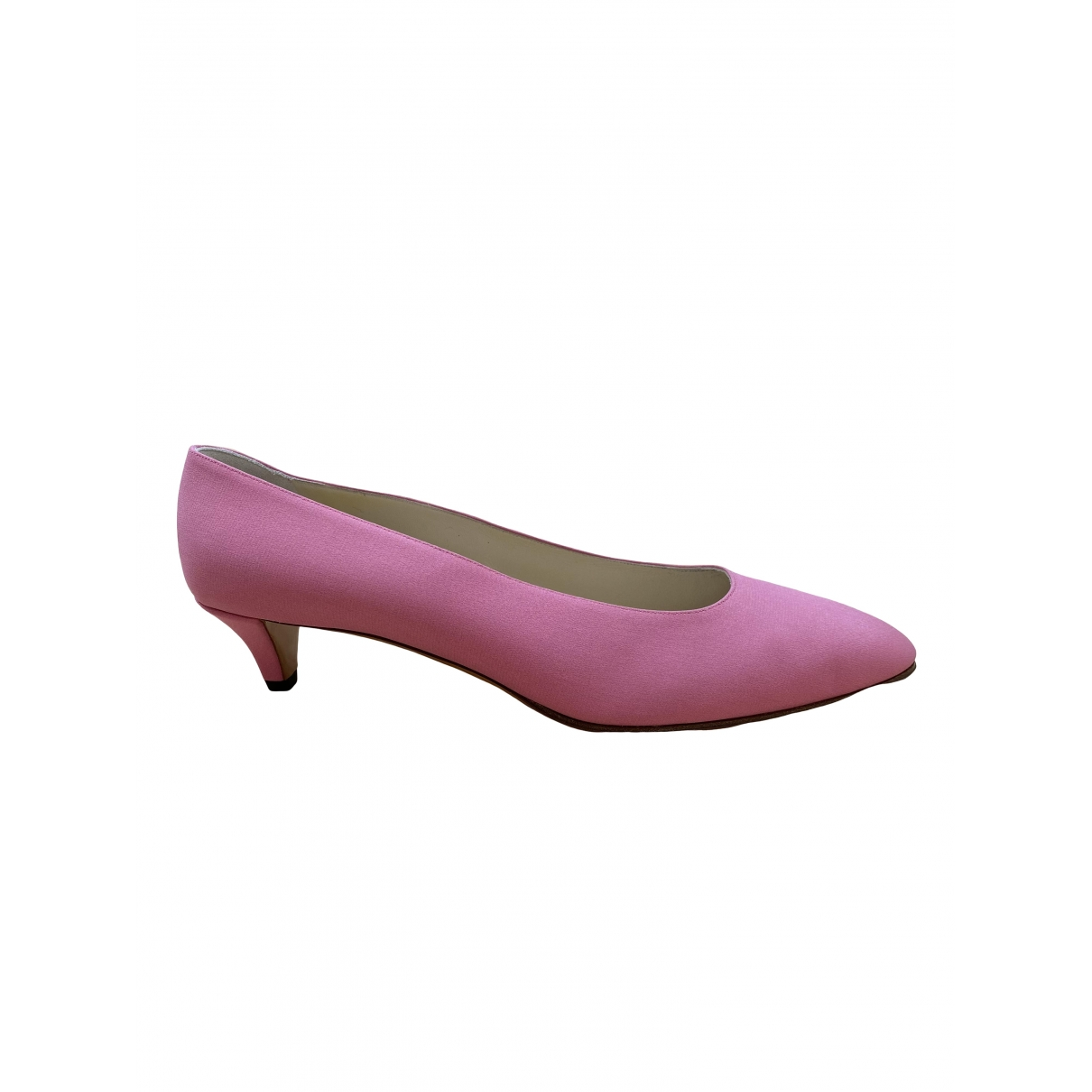 The Row \N Pink Cloth Heels for Women 38.5 IT