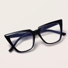 Katzeaugen Brille