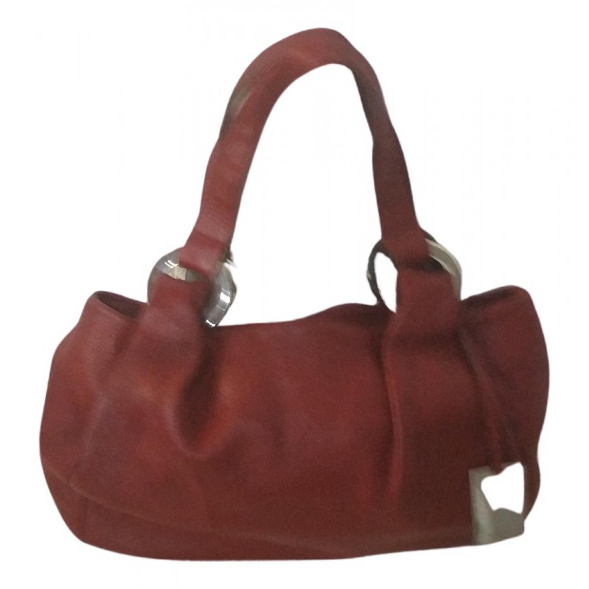 Furla - Sac a main Candy Bag pour femme en cuir - bordeaux