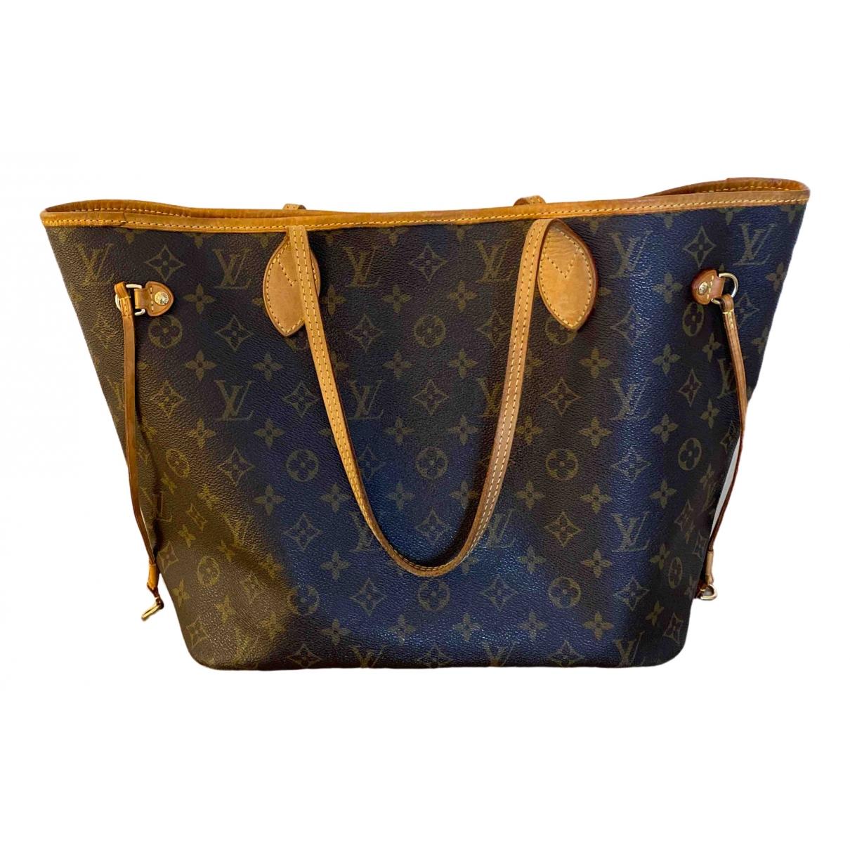 Louis Vuitton Neverfull Multicolour Cloth handbag for Women \N
