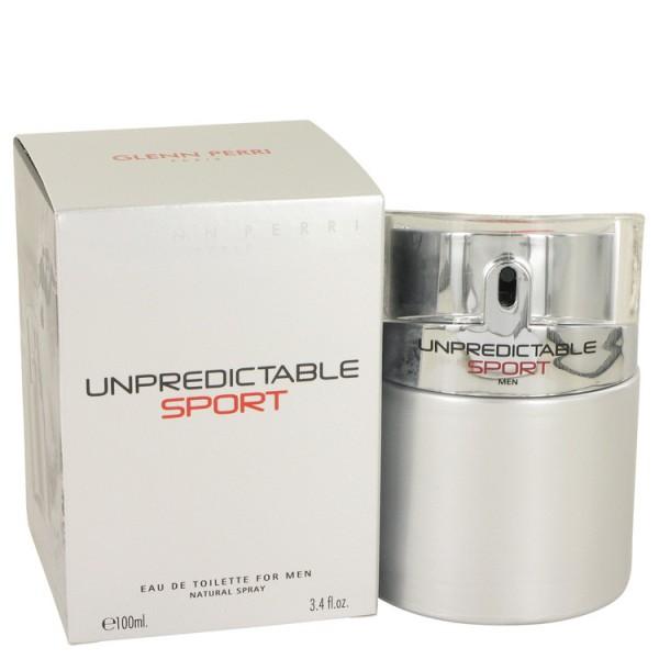 Unpredictable Sport - Glenn Perri Eau de Toilette Spray 100 ML