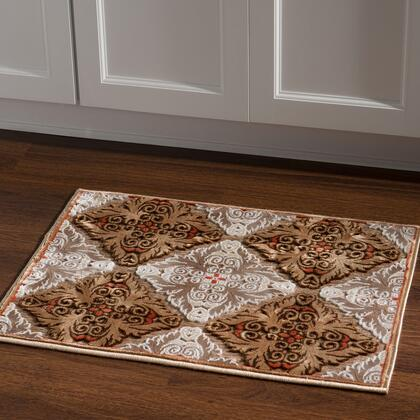 RUGHL0358 5 x 8 Rectangle Area Rug in