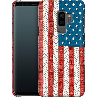 Samsung Galaxy S9 Plus Smartphone Huelle - USA von Bianca Green
