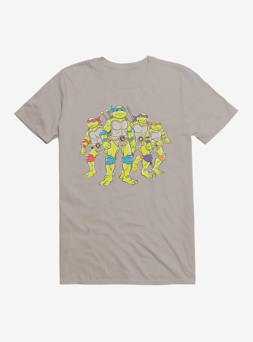 Teenage Mutant Ninja Turtles We Will Protect T-Shirt