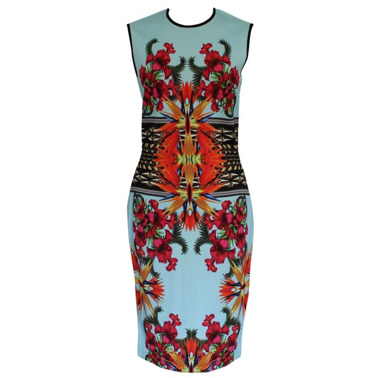 Givenchy \N Kleid in  Bunt Viskose