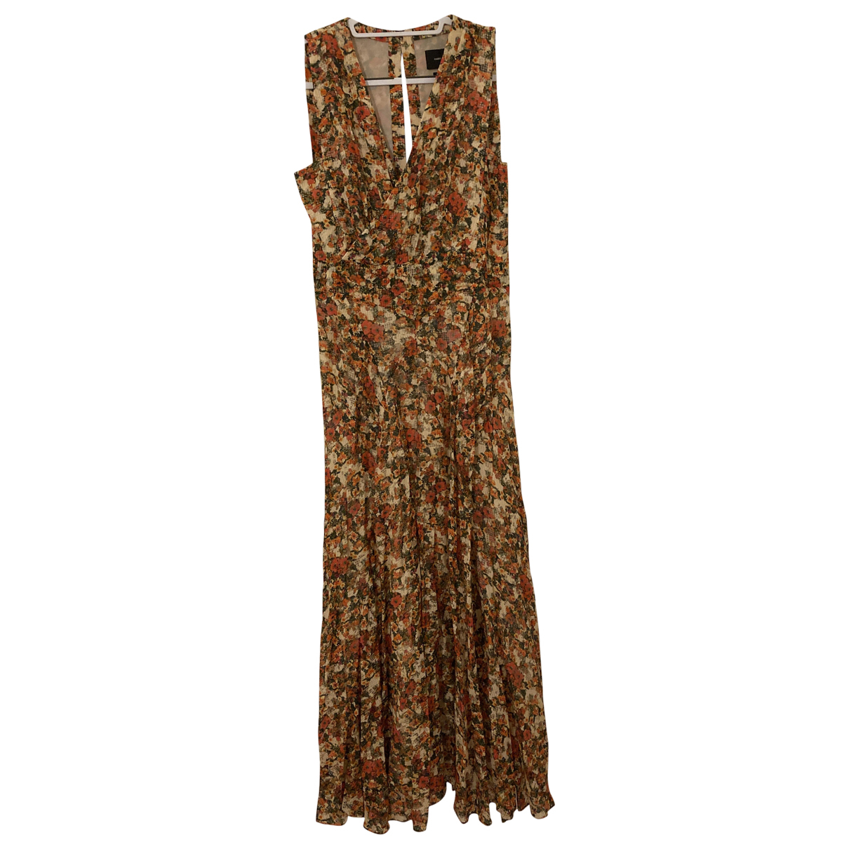 Isabel Marant N Multicolour Silk dress for Women 40 FR