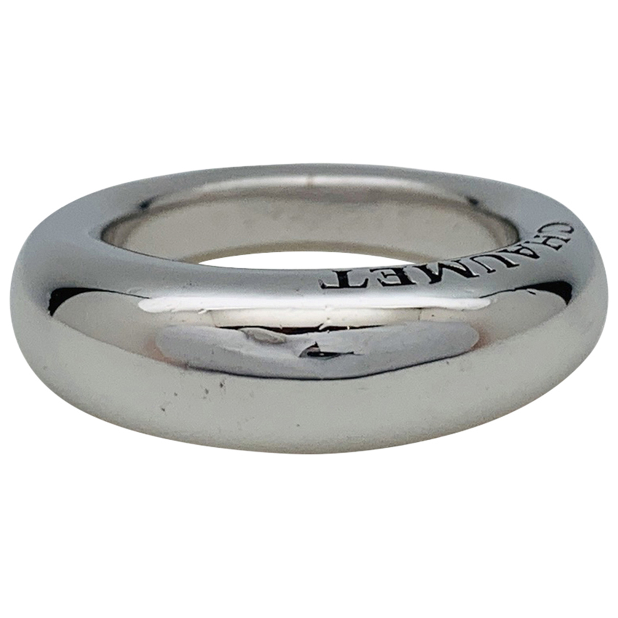 Chaumet Anneau Silver White gold ring for Women 55 MM