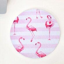 Mauspad mit Flamingo Muster