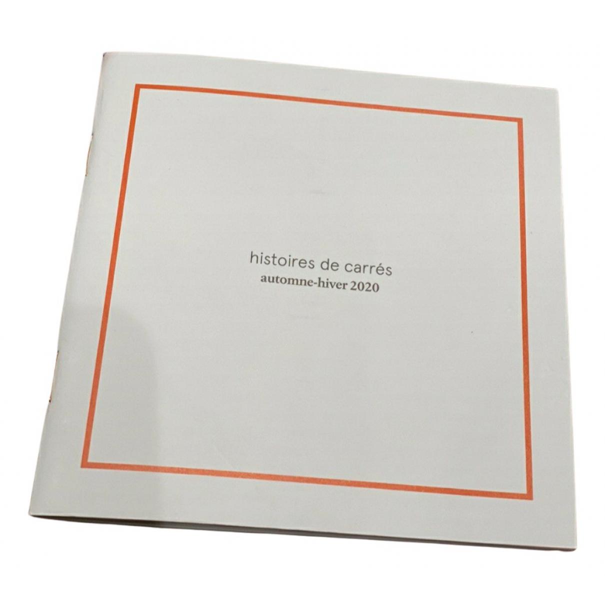 Hermes - Mode   pour lifestyle en coton - blanc