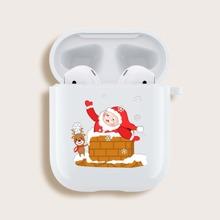Christmas Santa Airpods Case