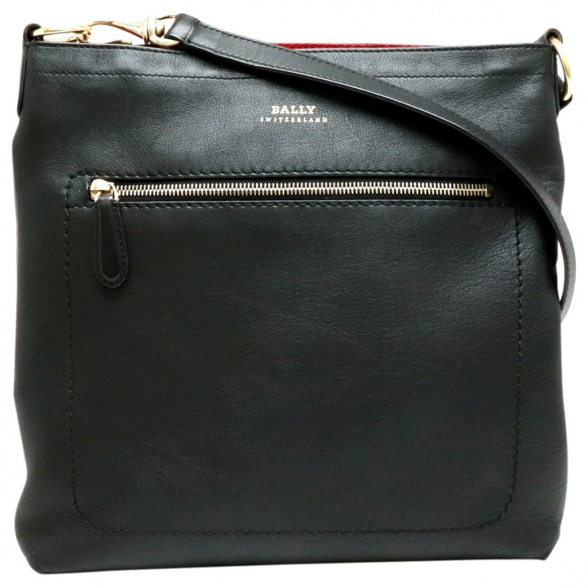 Bally \N Black Leather handbag for Women \N