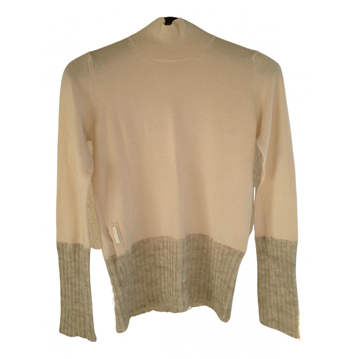 Prada \N Pullover in  Beige Wolle