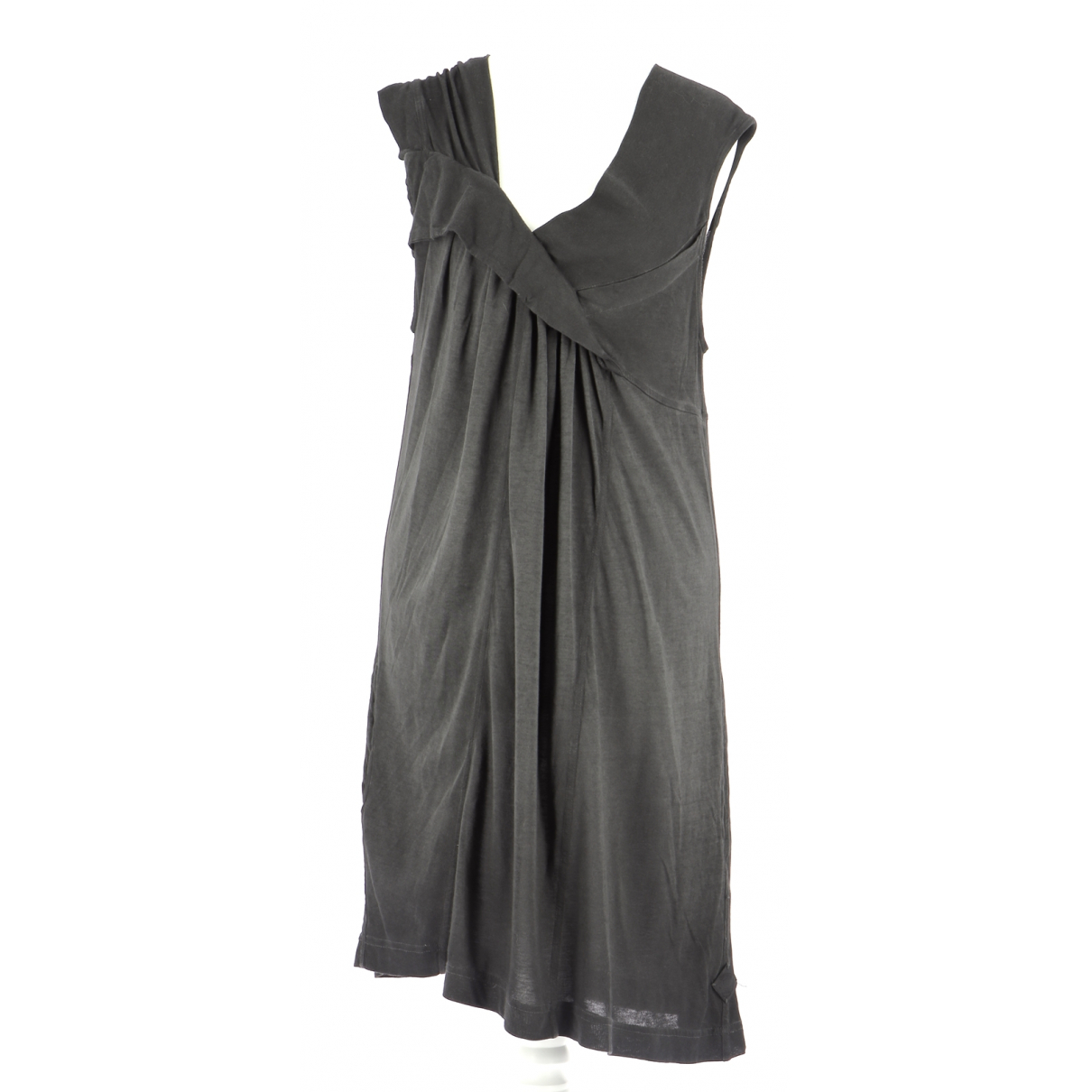 Diesel \N Black Cotton dress for Women 36 FR