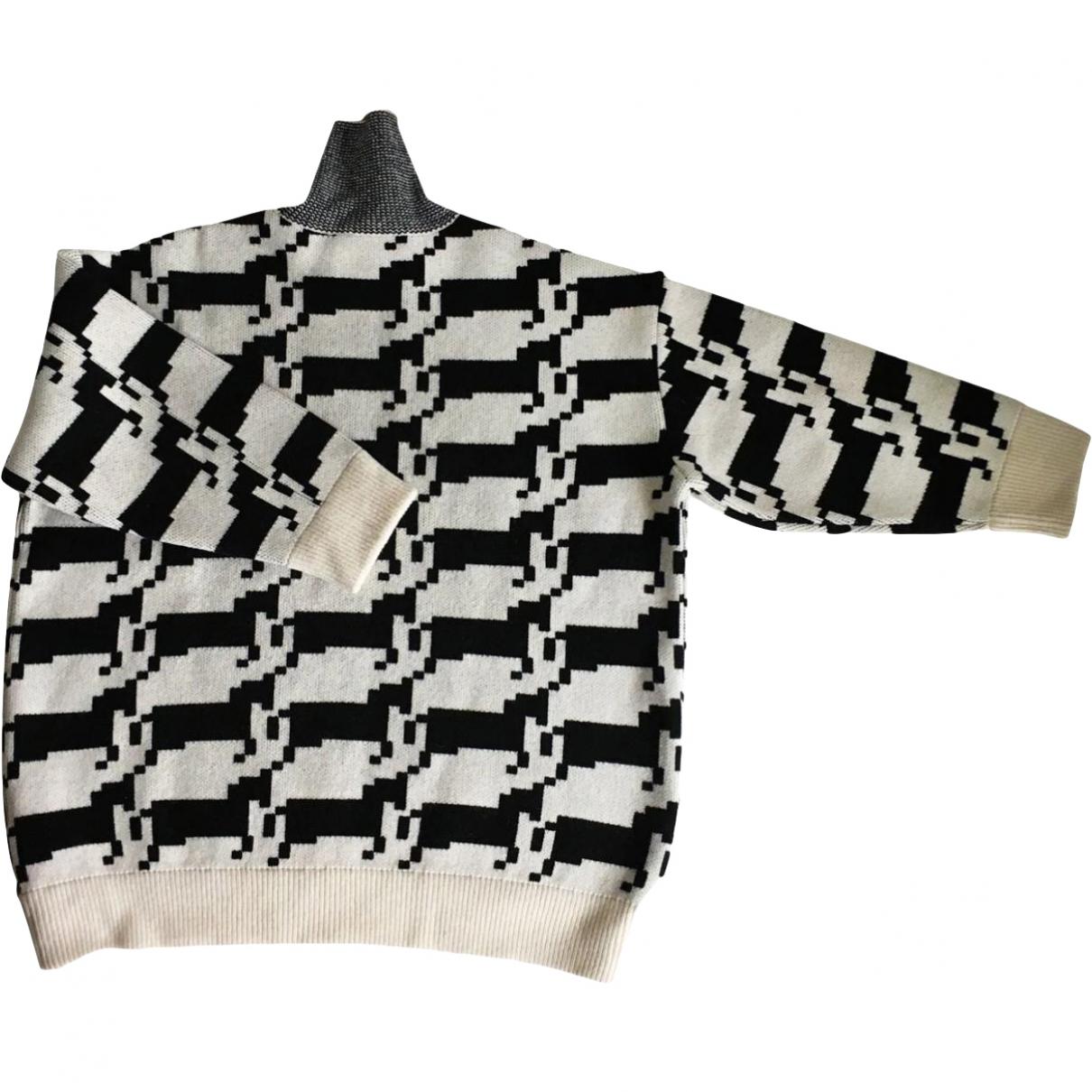 Trunkproject \N Black Wool dress for Women S