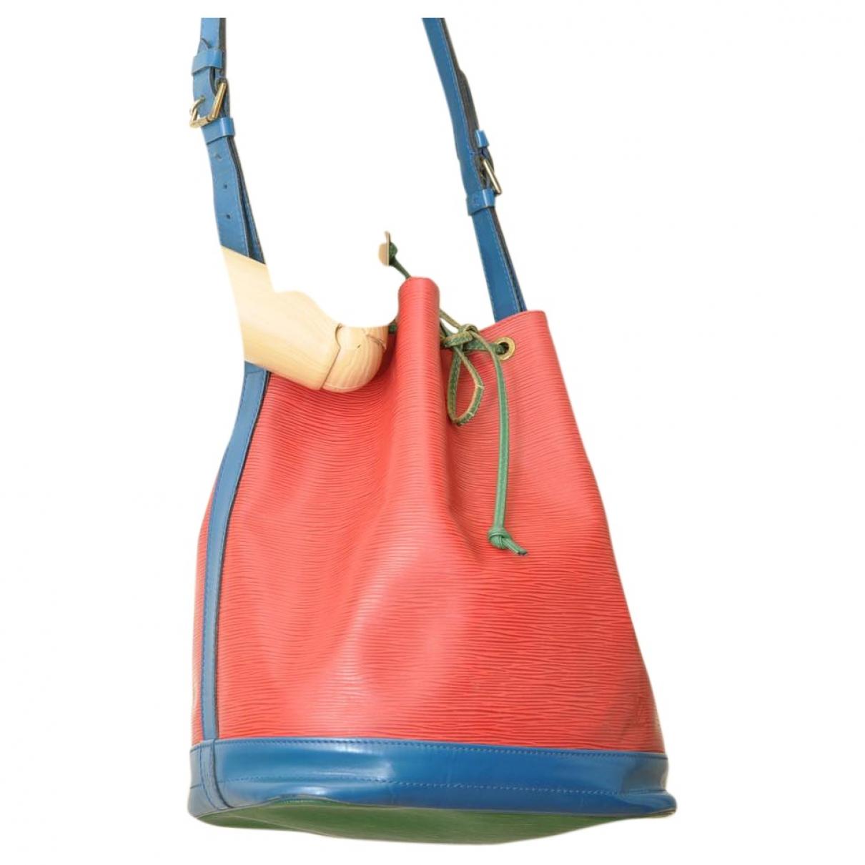 Louis Vuitton Noé Multicolour Leather handbag for Women \N