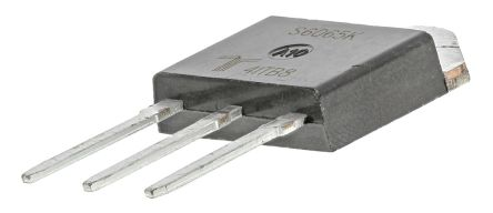 Littelfuse , S6065KTP, Thyristor, 600V 65A, 50mA 3-Pin, TO-218AC