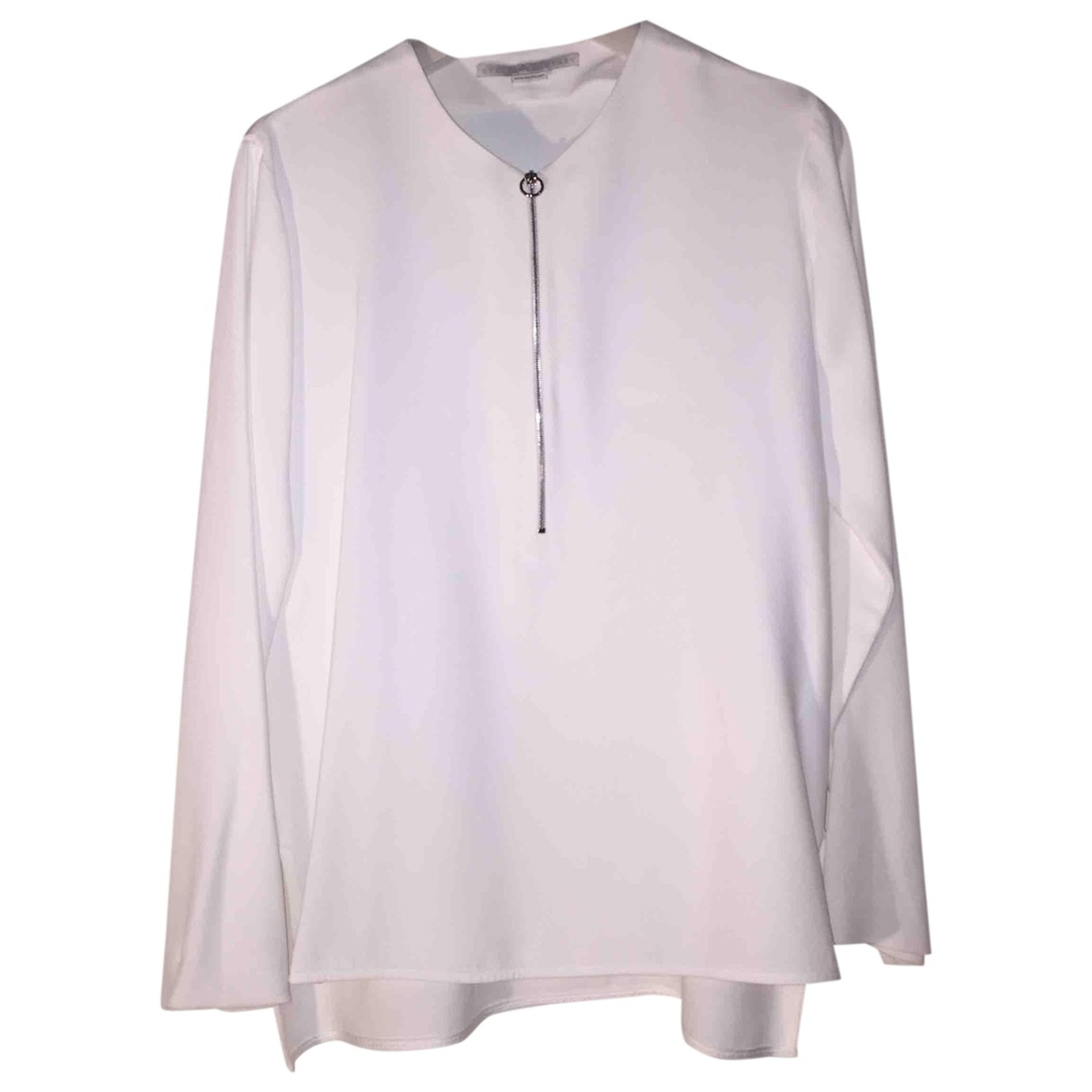 Stella Mccartney \N White  top for Women 38 IT