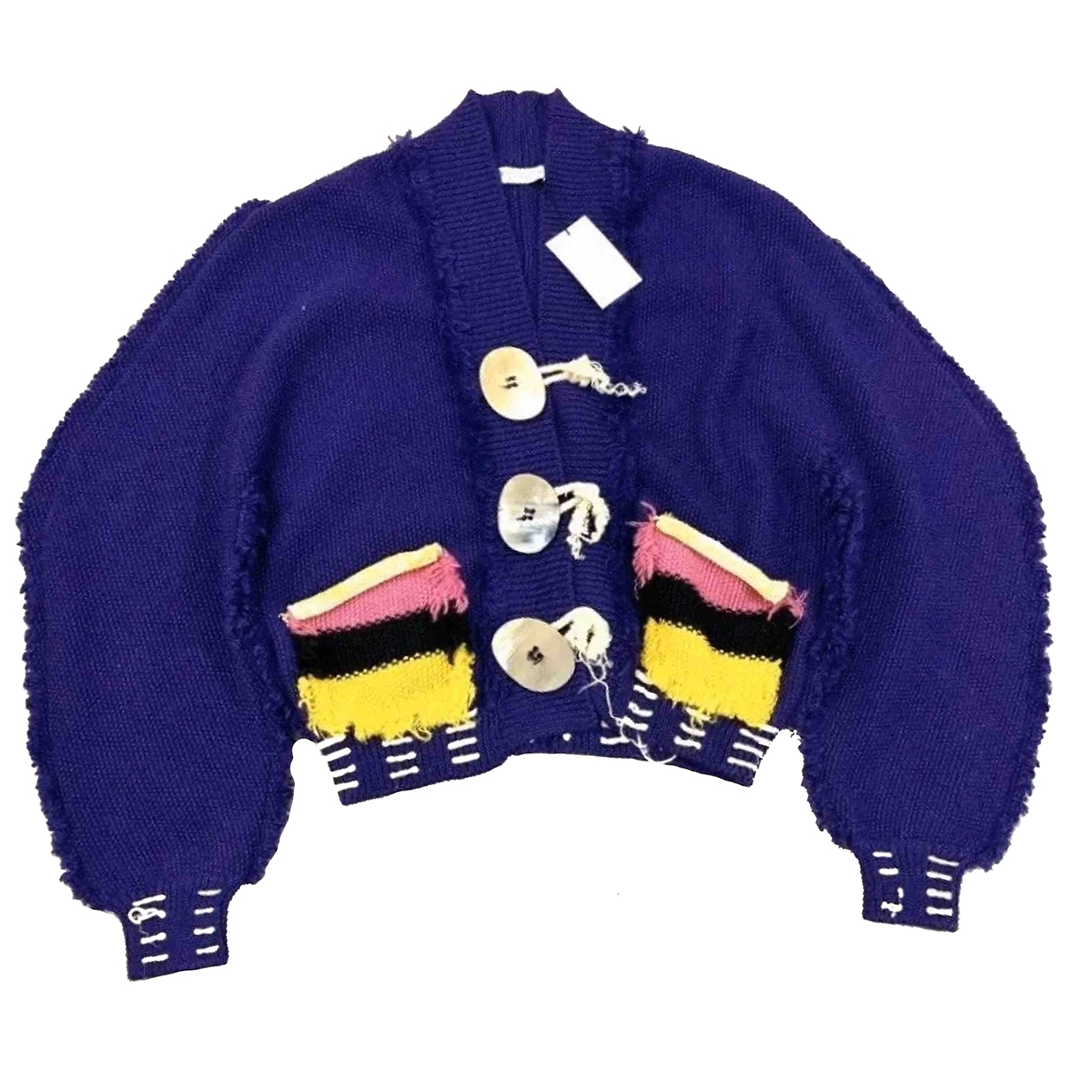 J.w. Anderson \N Pullover.Westen.Sweatshirts  in  Bunt Wolle