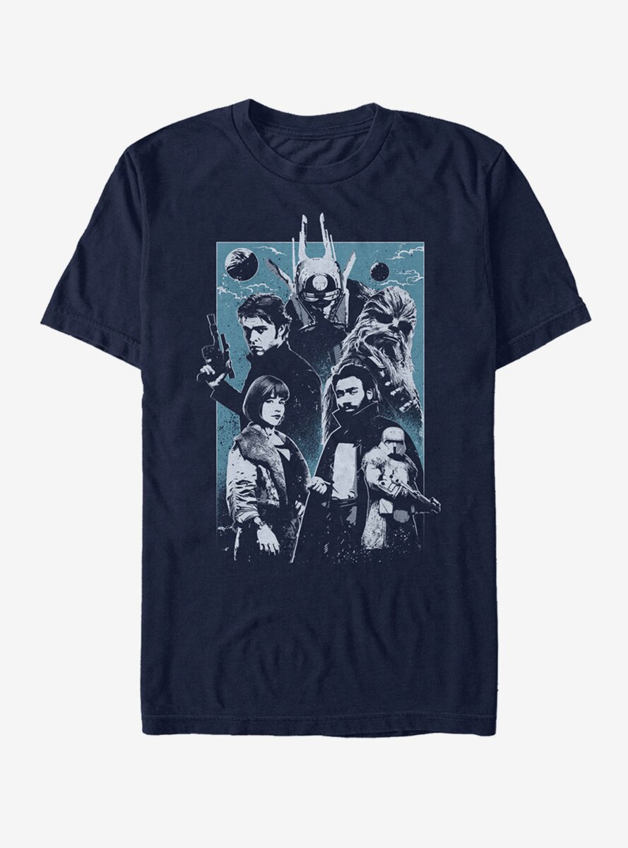 Star Wars Character Sky T-Shirt