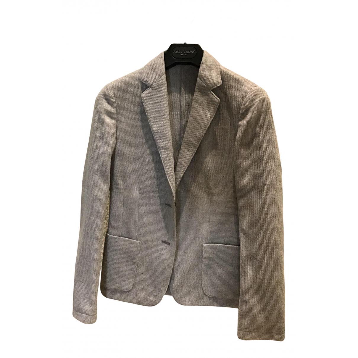 Eleventy - Veste   pour femme en laine - gris