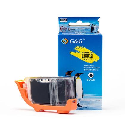 Canon BCI-3ePBK cartouche d'encre compatible noire photo - G&G™