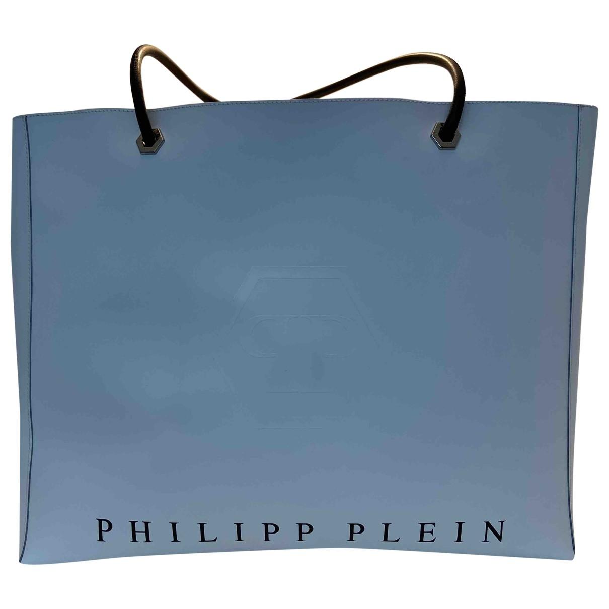 Bolso  de Cuero Philipp Plein