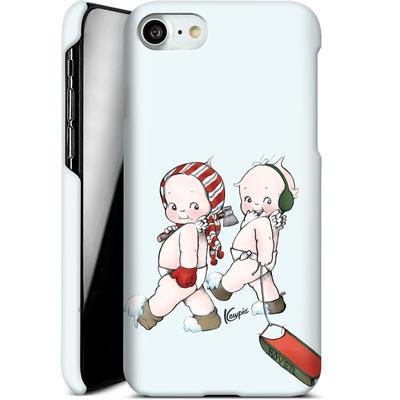 Apple iPhone 7 Smartphone Huelle - Winter Kewpies von Kewpie®