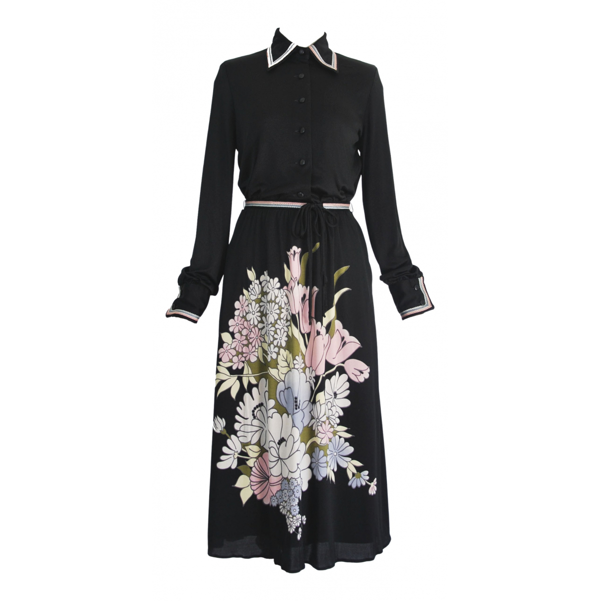 Louis Feraud \N Black dress for Women 40 FR