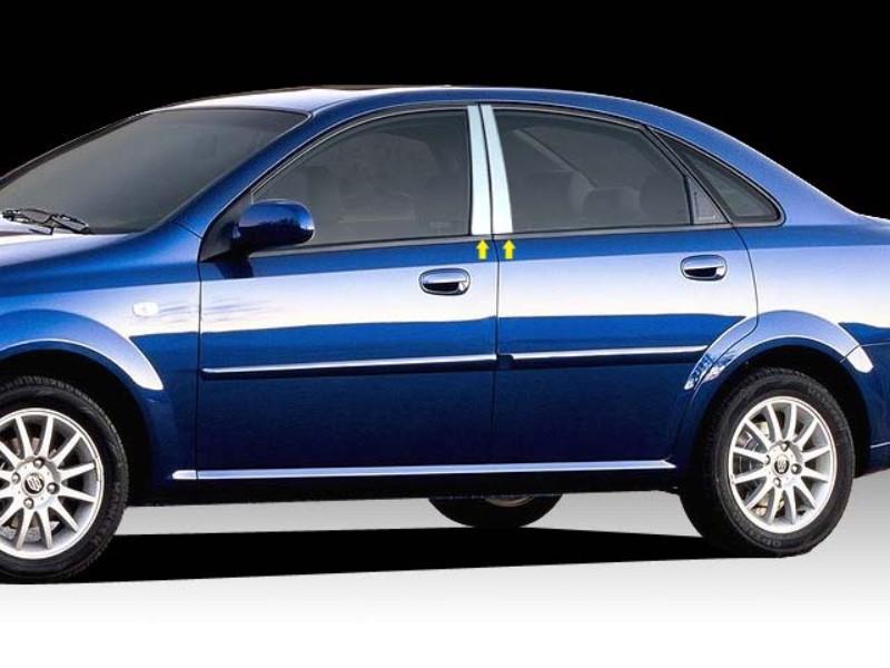 Quality Automotive Accessories Pillar Post Trim Suzuki Forenza 04-07