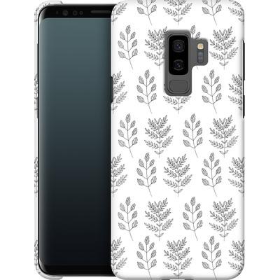 Samsung Galaxy S9 Plus Smartphone Huelle - Botanic Studies 2 von Lucy Bohr