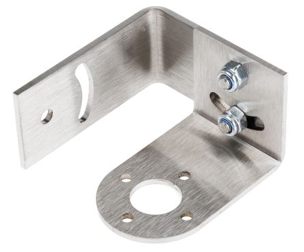 RS PRO Mounting Bracket for use with Infrared Temperature Sensor