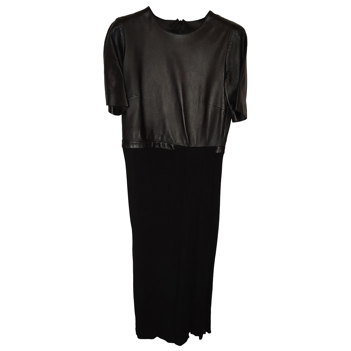 Gucci \N Black Leather dress for Women XS International