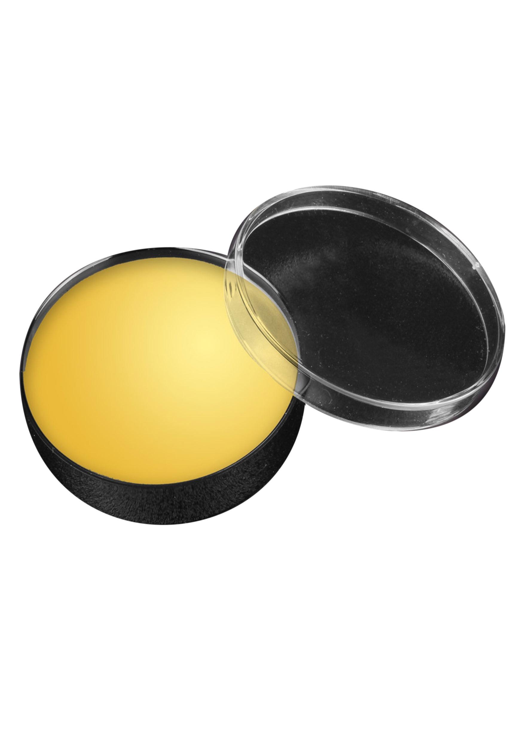 Mehron Gold Premium Greasepaint Makeup 0.5 oz