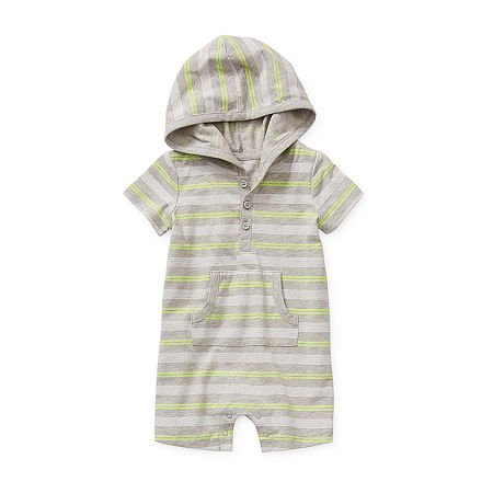 Okie Dokie Baby Boys Baby Creeper, 12 Months , Multiple Colors