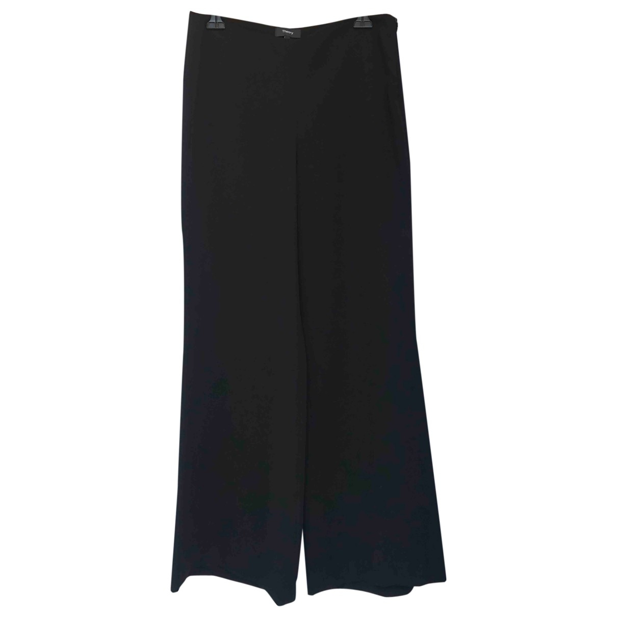 Theory \N Black Trousers for Women 6 US