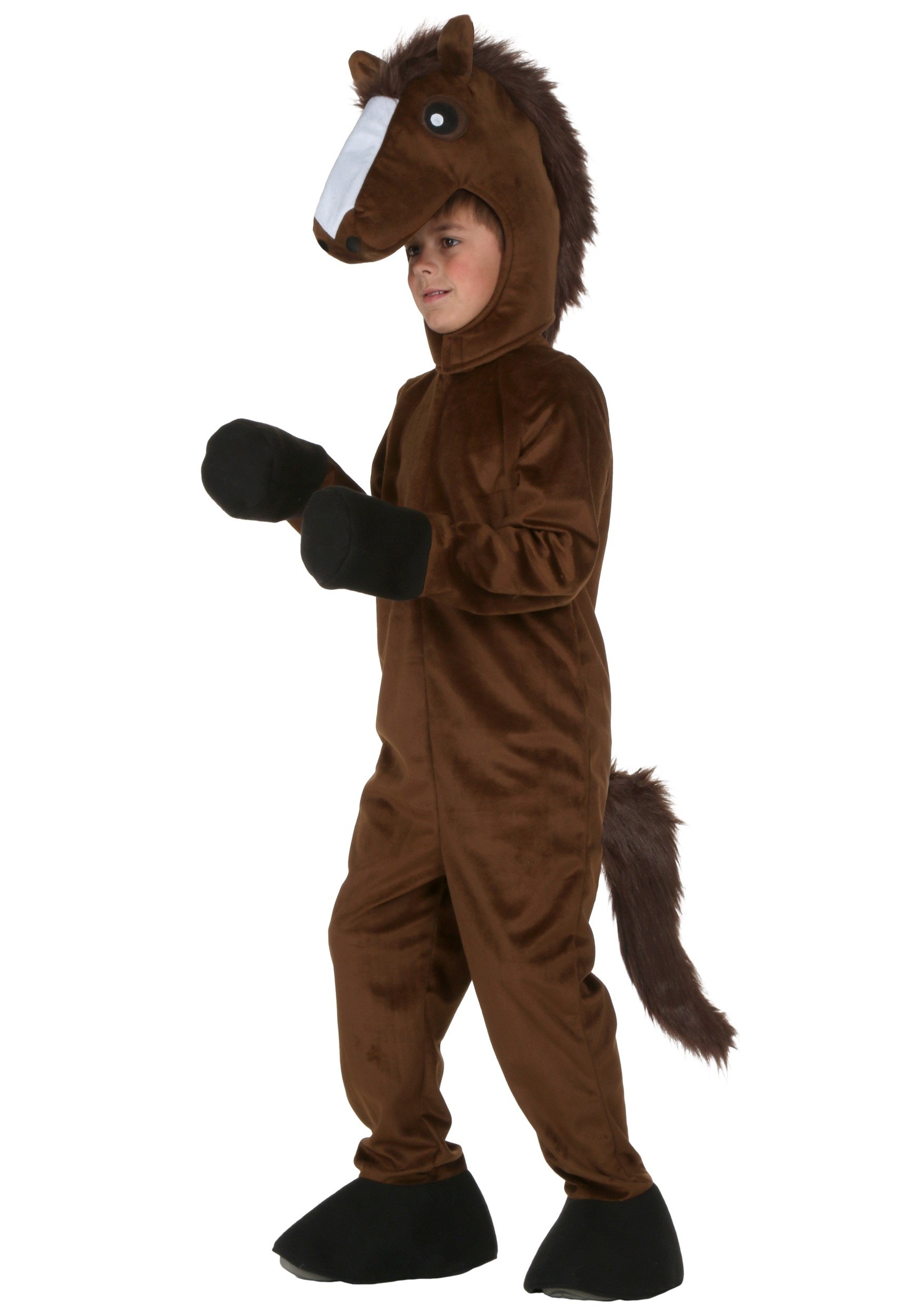 Kids Horse Costume W/ Full Suit | Exclusive | Made By Us