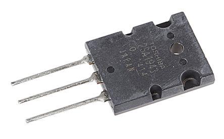 Toshiba TTA1943(Q) PNP Transistor, 15 A, 230 V, 3-Pin 2-21F1A (2)