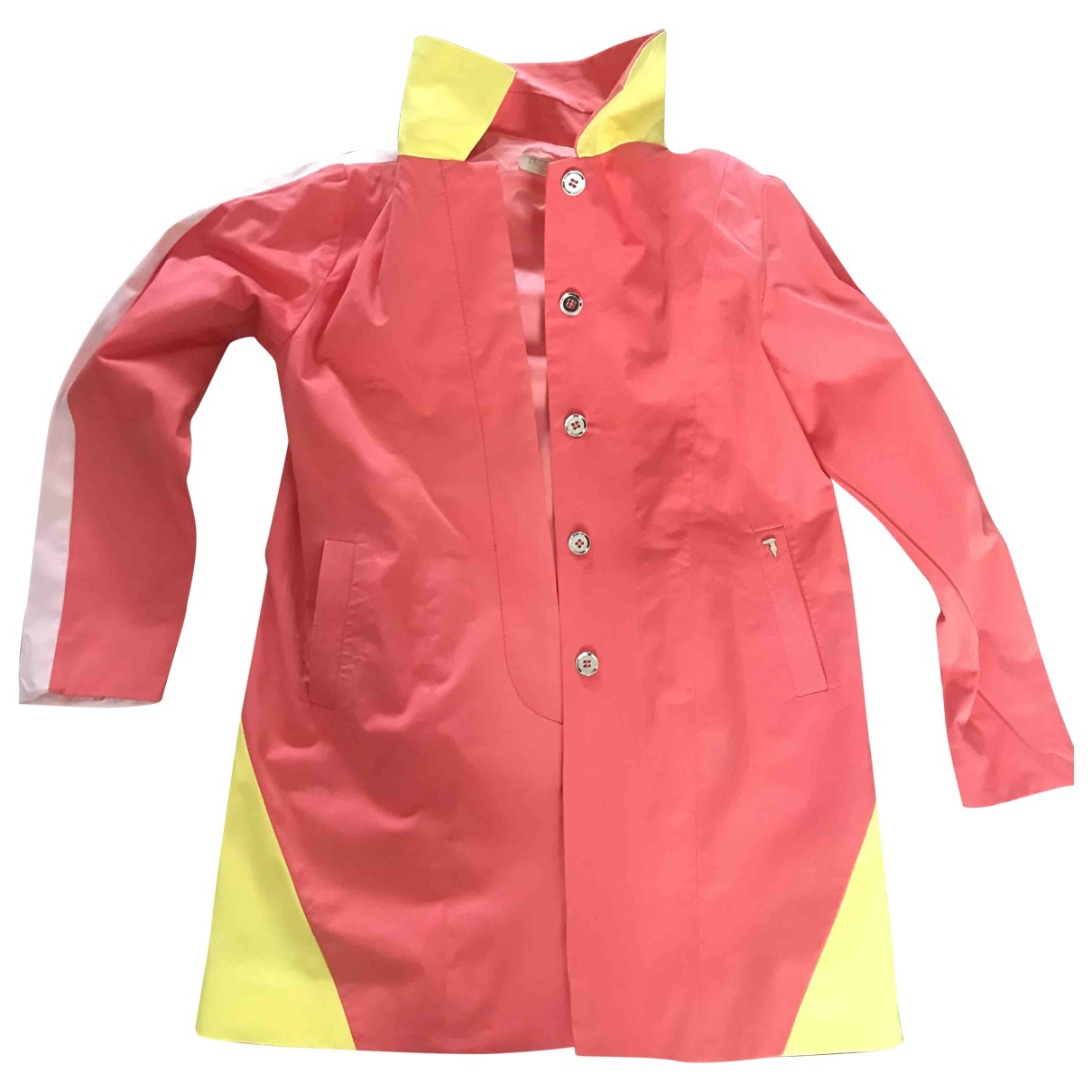 Trussardi \N Multicolour Cotton jacket & coat for Kids 6 years - up to 114cm FR