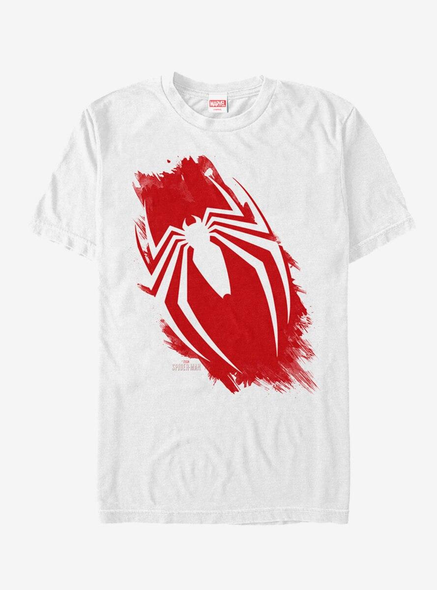 Marvel Gamerverse Spider-Man Symbol Streak T-Shirt