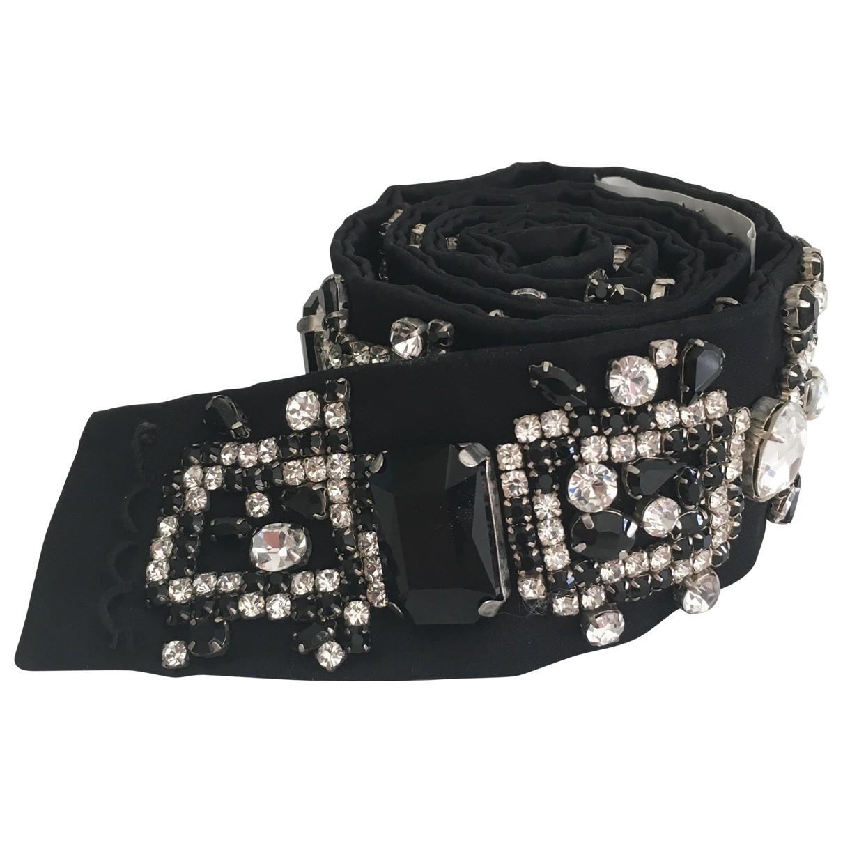Cinturon de Seda Yves Saint Laurent