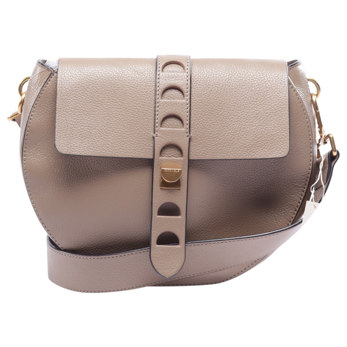 Coccinelle N Brown Leather handbag for Women N