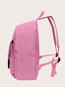 Girls Release Buckle Front Backpack