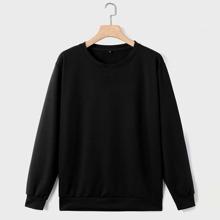 Grafik Laessig Maenner Sweatshirts