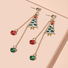 Christmas Bell Drop Earrings