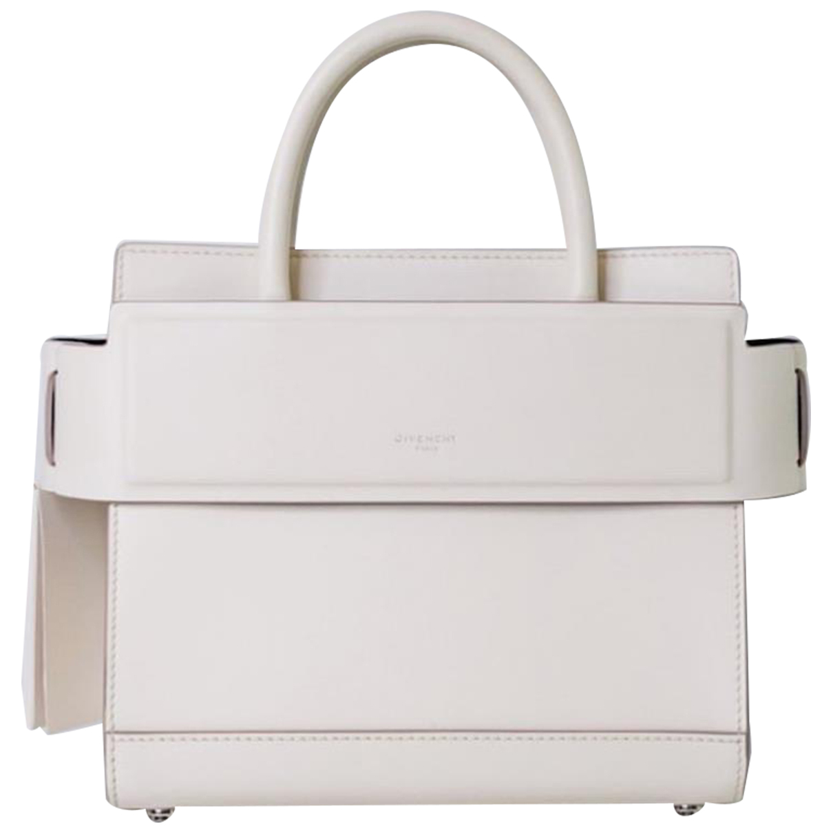 Givenchy N White Leather handbag for Women N