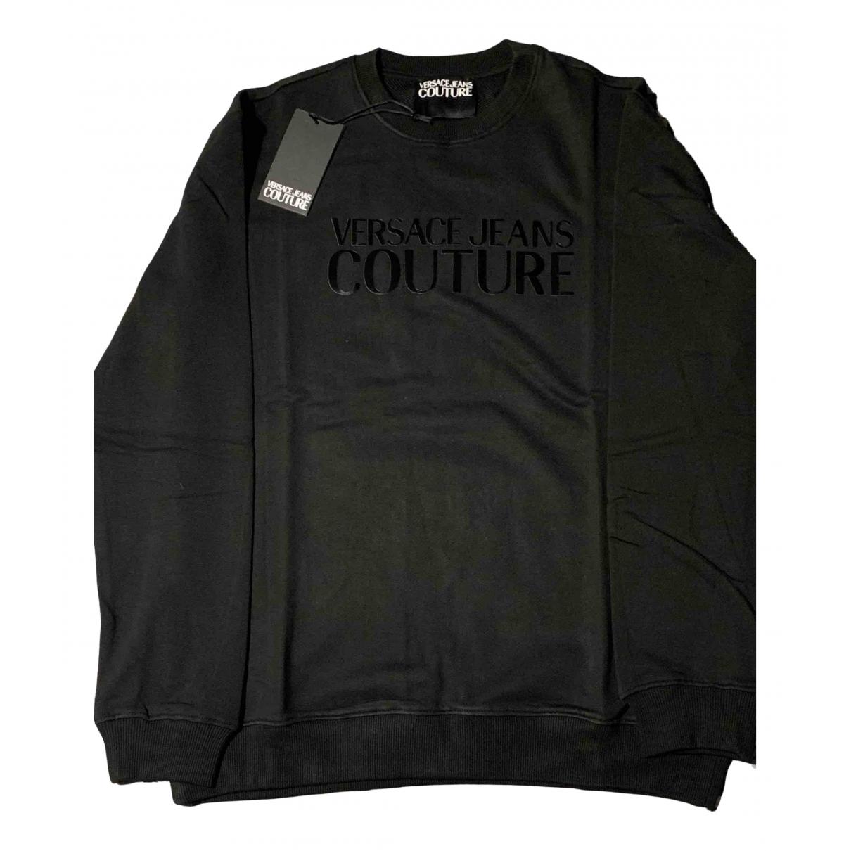 Versace Jean - Pulls.Gilets.Sweats   pour homme en coton - noir